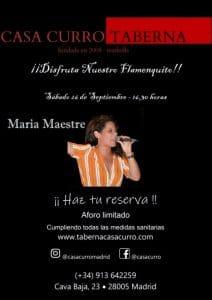 Actuación Casa Curro